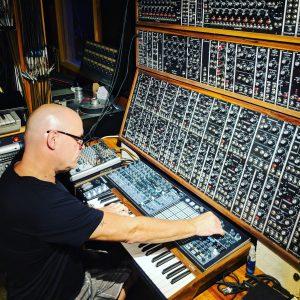John Forbes Programming Modular Synth