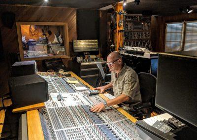 John Forbes Mixing
