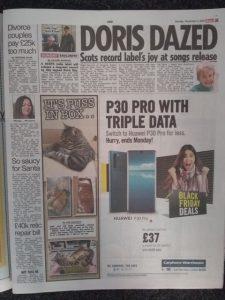 London Sun Times