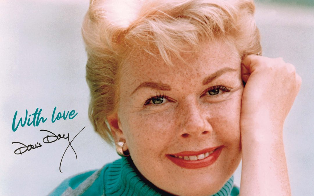 Doris Day With Love Cover